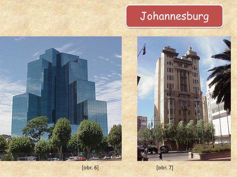 Johannesburg [obr. 6] [obr. 7]